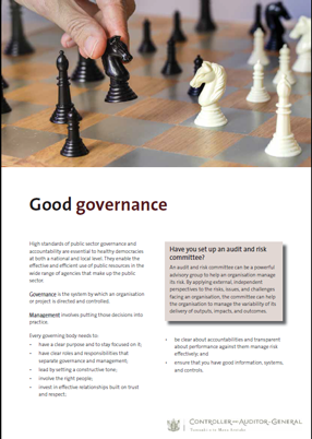 governance-summary
